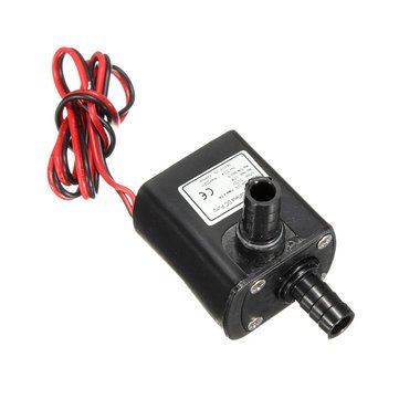 Small Submersible Pump - Mini Submersible Pump - Mini DC12V Quiet Motor Submersible Brushless Water Pump ( Dc Submersible Pump )