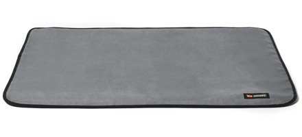 Big Shrimpy Landing Pad Replacement Cover - Small/Clay Suede