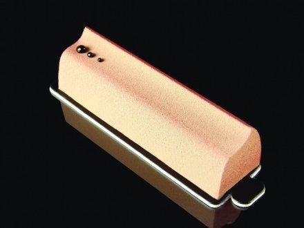 Pavoflex Flexible non-stick mold, MOVE, 120 x 35 mm. - Height 36 mm., 20 cav. Overall size: 600 x 400mm