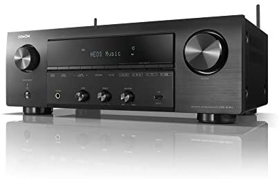 Denon DRA-800H 2-Channel Stereo Community Receiver for House Theater   Hello-Fi Amplification   Connects to All Audio Sources   Newest HDCP 2.3 Processing with ARC Help   Suitable with Amazon Alexa