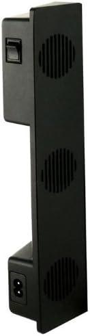 Nyko Intercooler Slim - cajas de video juegos y accesorios (Negro, Con cables): Amazon.es: Videojuegos