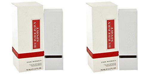 Bûrberry Spôrt Perfúme For Women 2.5 oz Eau De Toilette Spray + a FREE 6.7 oz Hand & Body Cream (PACKAGE OF - Burberry Sports Women