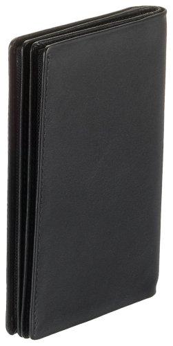 Maitre Melmak Aro Wallet V6 4900000265 Damen Ausweis- & Kartenhüllen 9x12x1 cm (B x H x T) Schwarz (Black 900)