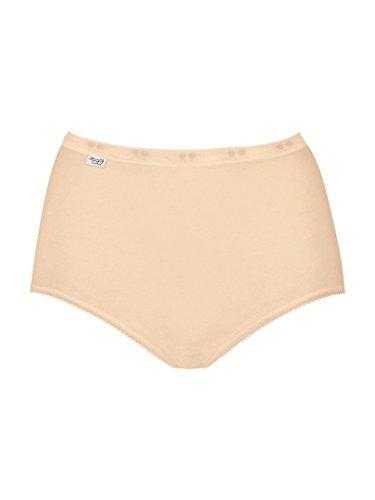 Sloggi - Culottes - para mujer rosa carne