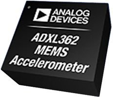 2G 8G LGA-16 3 AXIS ANALOG DEVICES ADXL362BCCZ-RL7 ACCELEROMETER 4G