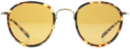 Oliver Peoples MP-2 Sunglasses. Dark Tortoise frame with Brown Polarized - Mp2 Sunglasses