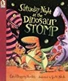 Saturday Night at the Dinosaur Stomp, Carol Diggory Shields, 0763606960