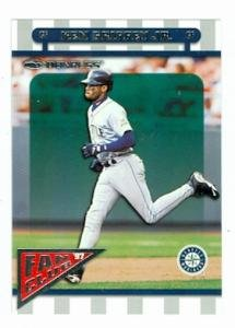 ea0246333a Image Unavailable. Image not available for. Color: Ken Griffey Jr baseball  card (Seattle Mariners) 1997 Donruss Fan Club #156