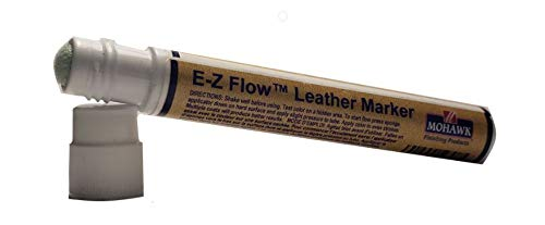 Mohawk EZ_E-Z) Flow Leather Marker - Claret 827707 by Mohawk Finishing Products