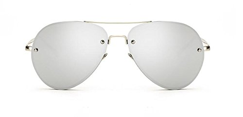 GAMT Fashion Aviator Style Sunglasses For Women Metal Frame Colored Lens - Brands Inexpensive Sunglasses