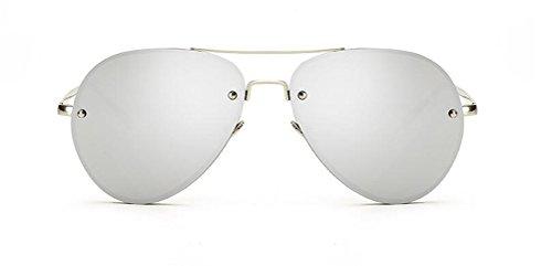 GAMT Fashion Aviator Style Sunglasses For Women Metal Frame Colored Lens - Cheap Sunglasses Prescription Aviator