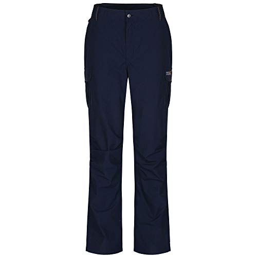 Long Pantaloni Leg Delph Regatta Iron Repellent Uomo Water qORHxX7nt