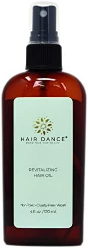 Hydrating Hair and Skin Care Oil for Dry Hair, Scalp, Split ends, Fragile Hair - No Sulfates, Parabens, or Silicones- Omega Rich Blend of Walnut, Argan, Avocado, Coconut, Shea Butter. 4 ounce.
