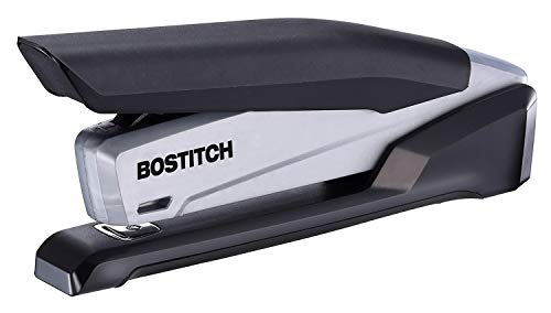 Bostitch InPower Spring-Powered Desktop Stapler, Black (1100) ()