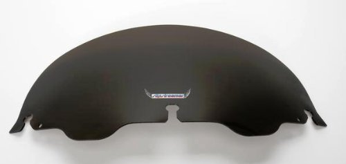 Slipstreamer Windscreen (Slipstreamer 8in. Replacement Windshield - Dark Smoke S-135-8DS by Slipstreamer)