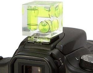 Zapata caliente de cámaras con nivel de burbuja Triple Eje 3 para ...