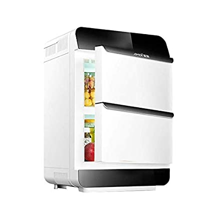 Home Electronic Mini Fridge-25L Refrigerador-Refrigerador de doble ...