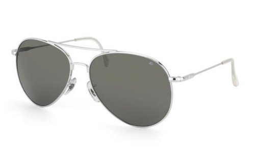 AO Eyewear General Sunglasses 58mm Gray Non-Polarized Polycarbonate - Ao Sun Glasses