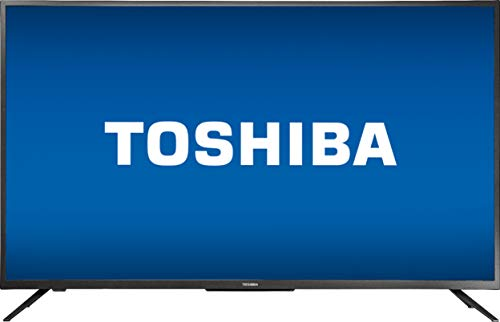 All-New Toshiba 50LF621U21 50-inch Smart 4K UHD with Dolby Vision - Fire TV Edition, Released 2020 2
