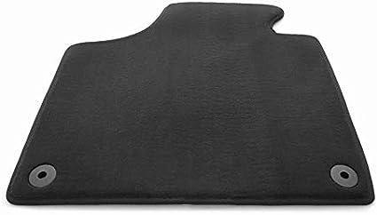 Fußmatte Velours Passend Für A3 S3 Rs3 8p A3 Sportback Premium Qualität Autoteppich Anthrazit Fahrermatte Auto