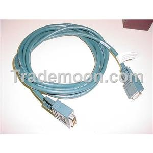 Cisco 10ft LFH60 - DB25M Router Cable DTE 1600 2500 3600 4000 7000 - Refurbished - RS530-DTE