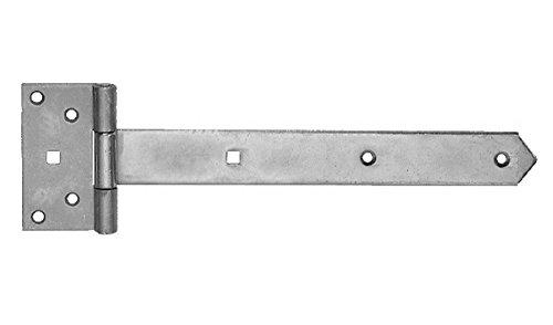 Pollmann Baubeschlä ge 1126810 Kreuzgehä nge schwer 800 mm, hell verzinkt, 2 Stü ck Pollmann & Sohn GmbH & Co KG