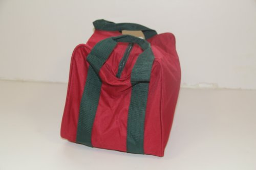 Balls Epco Bocce - Heavy Duty 8 Ball Bocce Bag by EPCO - red