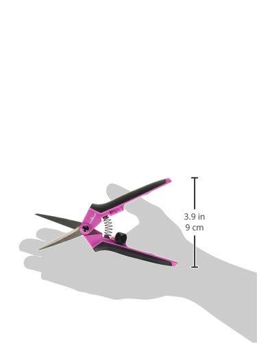 Pink Hydrofarm HGPL400P Precision Pruner Small