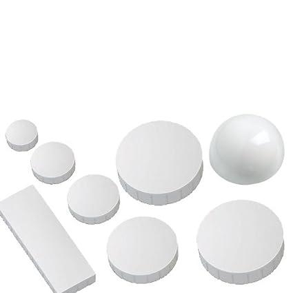 Boards Magnet Rund 10x Magnete Farbig sortiert /Ø 20 mm Haftmagnete Magnete f/ür Magnettafel Farbig sortiert