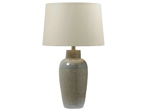Kenroy Home 32107IRD Facade Table Lamp   Table Lamps Ceramic   Amazon.com