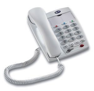 AT&T 915 Big Button Telephone (Corded Phone Visual T At &)