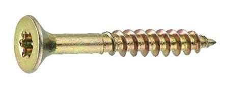 Universalschrauben 3,5 x 30 TX verzinkt, 850 g im Eimer Conmetall B30080