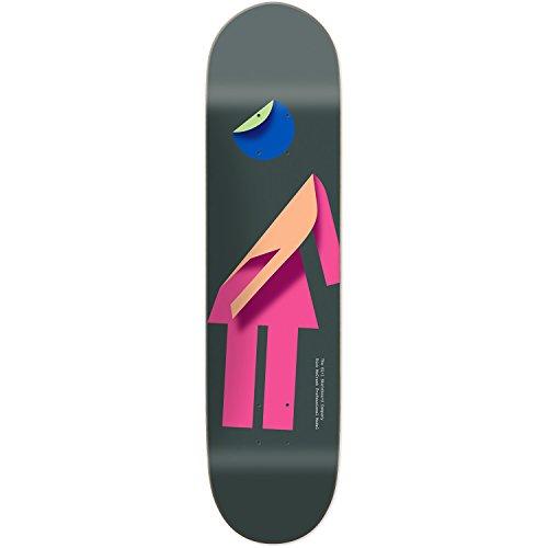 妖精タンパク質カイウスGirl Skateboards Rick Mccrank Folded ogスケートボードデッキ – 8.375