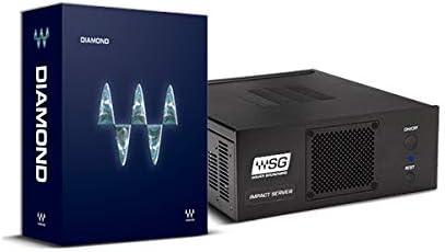 WAVES ウェーブス プラグインバンドル Diamond + Impact Server