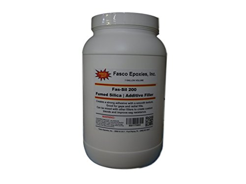 FAS-SIL 200 Fumed Silica - Gallon