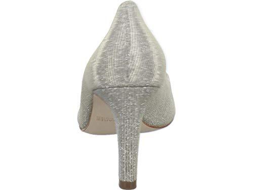 Col Kaiser Peter Tacco Beige Metallics Donna Eu 35 Scarpe AE66wf