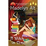 book cover of A Witch in Time