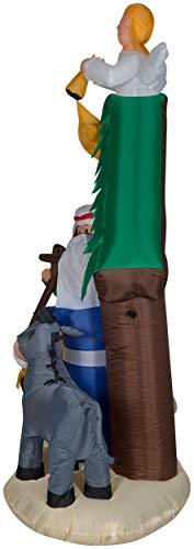 Gemmy 36707 Airblown Nativity Scene Christmas Inflatabl by Gemmy (Image #2)