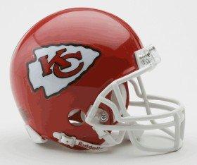 Kansas City Chiefs Replica Mini Helmet w/ Z2B Face - Malls Kansas City In Best