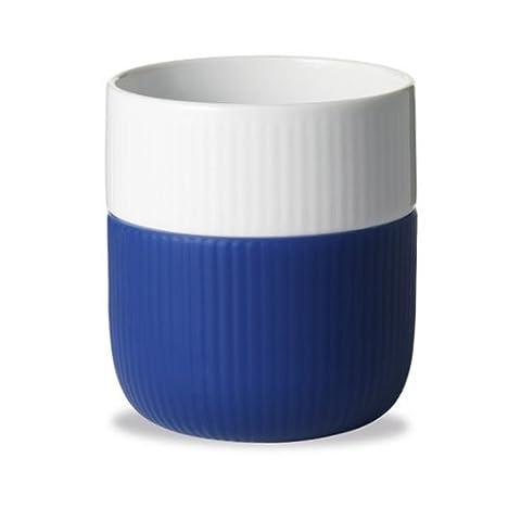 Royal Copenhagen Contrast Mug Mega Blue 11 Oz
