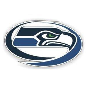 Fremont Die NFL Seattle Seahawks Small Window Film,