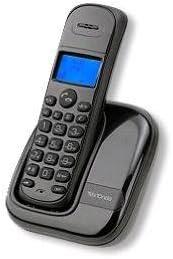 Mx Onda MX-TF1923 - Teléfono Fijo Inalámbrico, compatible con DECT, pantalla LCD retroiluminada: Amazon.es: Electrónica