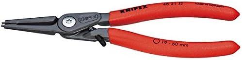 KNIPEX(クニペックス)4831-J1 穴用精密スナップリングプライヤー 直 スポーツ レジャー DIY 工具 その他のDIY 工具 top1-ds-1849977-ah刻印 [簡素パッケージ品]