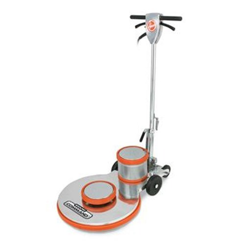 - Hoover CH81055 Ground Command Heavy Duty 21-Inch Ultra High-Speed Burnisher with 50-Foot Safety Power Cord