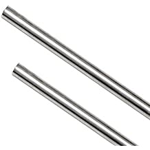 "4 pieces 1//2/"" Diameter 316 Stainless Steel Round Rod 6/"" Length .50 inch Dia"
