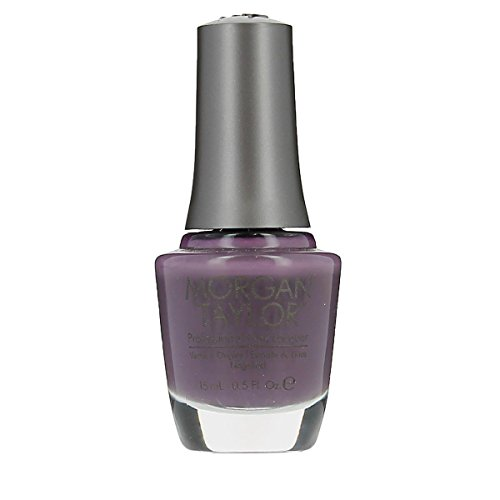 暴力晩餐すり減るMorgan Taylor - Professional Nail Lacquer - Met My Match - 15 mL/0.5oz