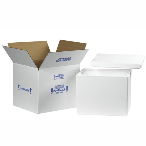Aviditi 238C Insulated Shipping Kits, 13-3/4