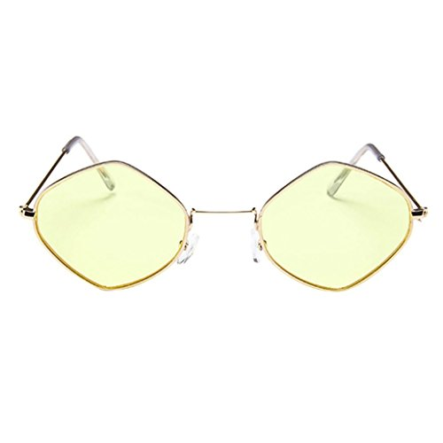 Eyewear Gafas Hombre Herren C Sunglasses Mujer Metal de de Sol Retro Shades clásicas Sol Gafas para E Btruely Frame Diamond Pg7xnq7