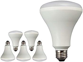 6-Pack LED Flood Light Bulb