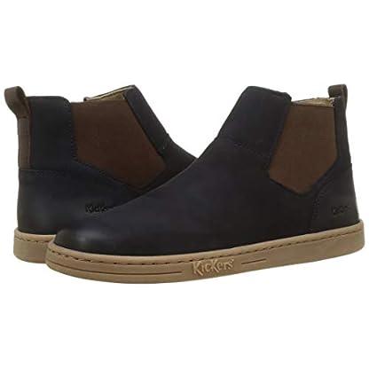 KICKERS Women's Tackbo Ankle Boot, MARINE, 3 UK 7